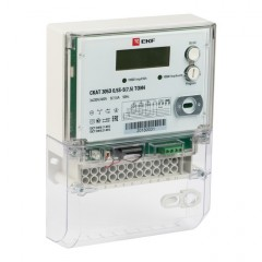 Счетчик электрической энергии СКАТ 315Э/0.5S-5(7.5) ТОИ4 П EKF PROxima