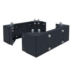 Передняя и задняя панели цоколя Ш300 EKF AVERES