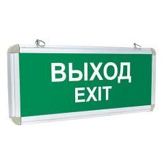 Светильник аварийно-эвакуационного освещения EXIT-101 односторонний LED EKF Proxima