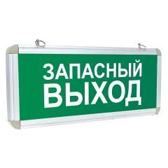 Светильник аварийно-эвакуационного освещения EXIT-102 односторонний LED EKF Proxima