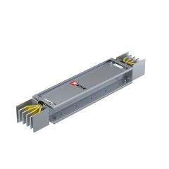 Прямая магистральная нестандартная секция 400 А IP55 AL 3L+N+PE(КОРПУС) длина 2