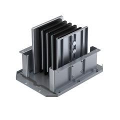 Соединительный блок для подключения коробок Bolt-on 800 А IP55 AL 3L+N+PE(КОРПУС)