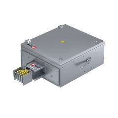 Концевая кабельная коробка 1250 А IP55 AL 3L+N+PE(ШИНА)