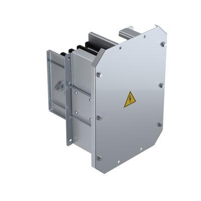Соединительный блок для подключения коробок Bolt-on 2000 А IP55 AL 3L+N+PE(ШИНА)