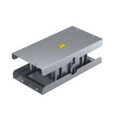 Соединительный блок 2500 А IP55 AL 3L+N+PE(КОРПУС)
