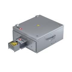 Концевая кабельная коробка 2500 А IP55 AL 3L+N+PE(ШИНА)