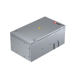 Блок отбора мощности 400А Bolt-on под MCCB (без авт.выкл.) IP55 3L+N+PE(КОРПУС)