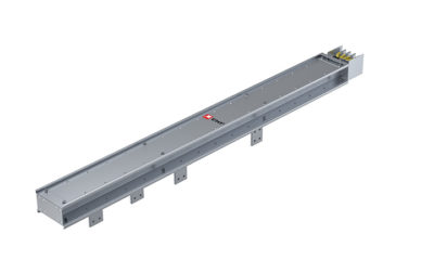 Cекция для подключения к сухому трансформатору 4000 А IP55 AL 3L+N+PE(ШИНА)