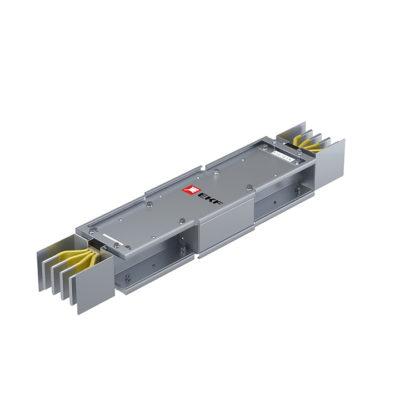 Секция термокомпенсации 4000А IP55 AL 3L+N+PE(ШИНА) длина 1м