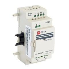 Модуль дискретного в/в 4/4 24В PRO-Relay EKF PROxima