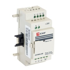 Модуль ввода термосопротивлений 4 24В PRO-Relay EKF PROxima