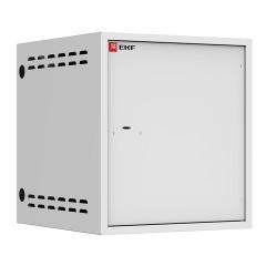 Шкаф телекоммуникационный антивандальный 12U настенный
