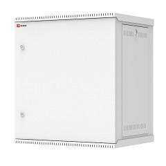 Шкаф телекоммуникационный настенный разборный 12U (600х450) дверь металл