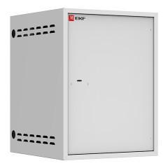 Шкаф телекоммуникационный антивандальный 15U настенный