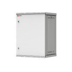 Шкаф телекоммуникационный настенный разборный 15U (600х450) дверь металл
