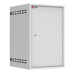 Шкаф телекоммуникационный антивандальный 18U настенный