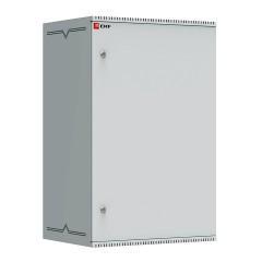 Шкаф телекоммуникационный настенный 18U (600х450) дверь металл