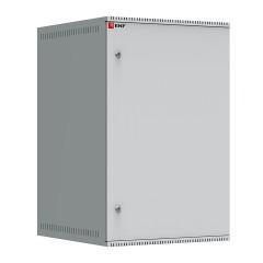 Шкаф телекоммуникационный настенный 18U (600х650) дверь металл