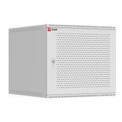 Шкаф телекоммуникационный настенный 9U (600х650) дверь перфорированная