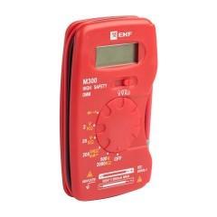 Мультиметр цифровой M300 EKF Expert