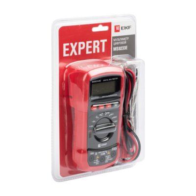 Мультиметр цифровой MS8233E EKF Expert; In-180701-pm8233E