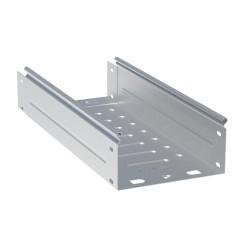 Лоток неперфорированный металлический 80х400х2000-1