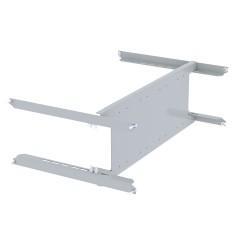 Монтажная плата для вертикальных ВА-99/250 3х3Р/3х4Р EKF AVERES