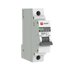 Выключатель нагрузки 1P 125А ВН-125 EKF PROxima