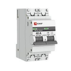 Выключатель нагрузки 2P  40А ВН-63 EKF PROxima