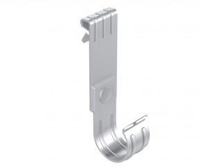 Вертикальный балочный зажим 1-5мм под трубу 25мм EKF