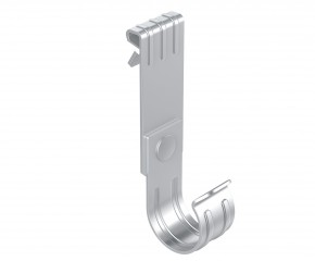 Вертикальный балочный зажим 1-5мм под трубу 32мм EKF