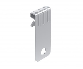 Вертикальный балочный зажим 1-5мм EKF