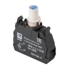 Лампа сменная c основанием XB4 синяя 230В EKF PROxima