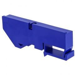 Изоляторы для шин N, PE (стойка и DIN-рейка)