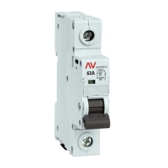Выключатель нагрузки AVN 1P 63A EKF AVERES
