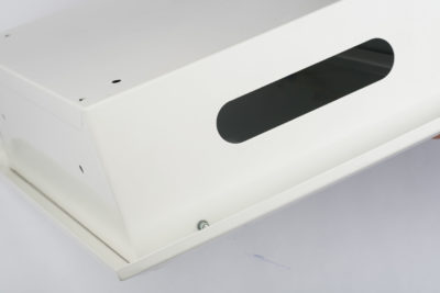 Слаботочный щит Crosser R-1 (390х340х120) IP31 EKF PROxima; c-r-1