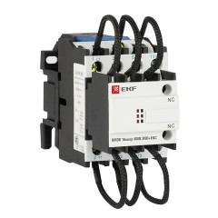 Контактор для конденсатора КМЭК 16квар 400В 2NО+1NC EKF PROxima