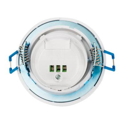 ИК датчик движения встраиваемый поворотный 800Вт 360гр. до 8м IP20 dd-ms-300 EKF