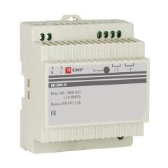 Блок питания 24В DR-30W-24 EKF PROxima