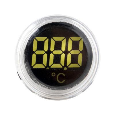 Индикатор значения температуры белый ED16-22С EKF PROxima; ed16-22c-w