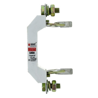 Основание с держателем к ППН-33 габарит 0 EKF PROxima; fusb-33-0