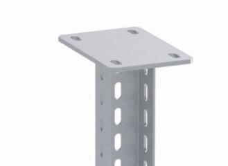 Кронштейнпотолочныйодинарный600ммHDZ (2