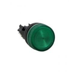 Лампа сигнальная ENS-22 зеленая 380В EKF PROxima