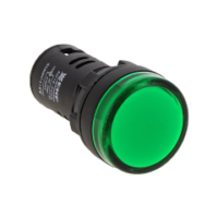 Матрица светодиодная AD16-16HS зеленая 24 В DC (16мм) EKF PROxima