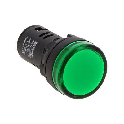 Матрица светодиодная AD16-22HS зеленая 400В AC EKF PROxima ; ledm-ad16-g-400