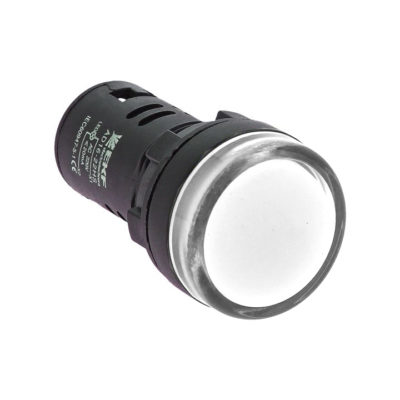 Матрица светодиодная AD16-22HS белая 400В AC EKF PROxima ; ledm-ad16-w-400