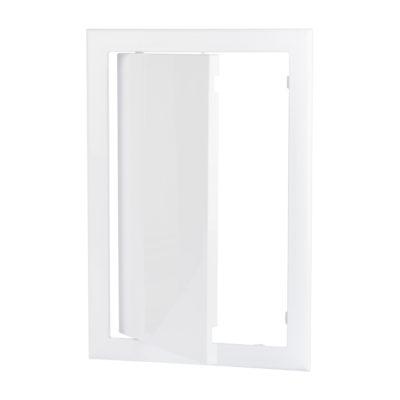 Люк ревизионный пластик 150х200 (ШхВ внутр.) EKF Basic; lp-150x200