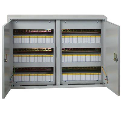 Щит распред. навесной ЩРН-90 двухдверный (480х680х120) IP31 EKF PROxima; mb21-90