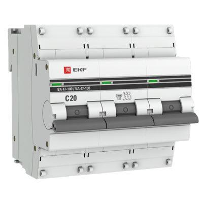 mcb47100-3-20C-pro