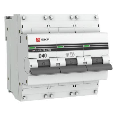 mcb47100-3-40D-pro